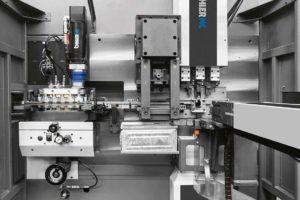Kompakt NC-styrt produktionssystem