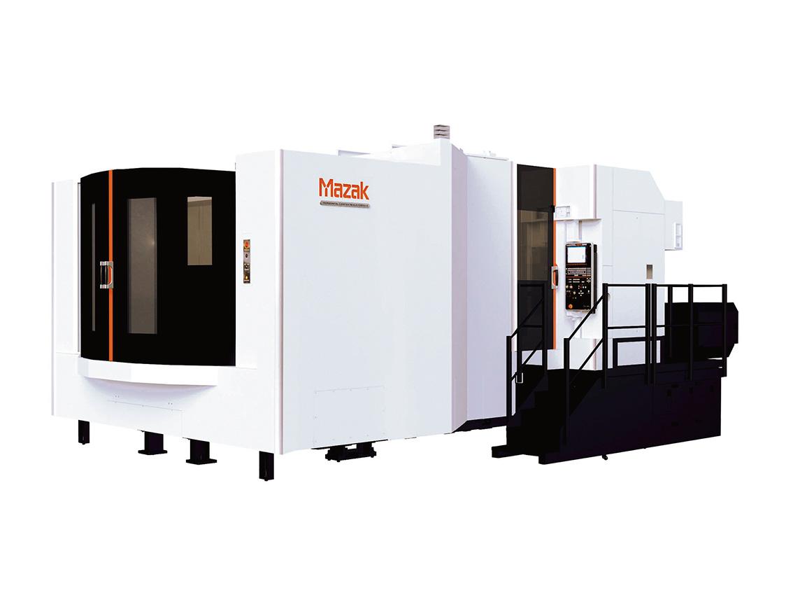 Weland nyinvesterar för att möta upp och stötta utvecklingen av skogsmaskintillverkaren Gremo. För effektiv bearbetning av ramar till Gremos skördaraggregat har Weland satsat på Mazaks näst största horisontella fleroperationsmaskin HCN10800. Maskinens arbetskub är X1700mm Y1400mm Z1525mm vilket även blir en unik maskin för lego marknaden i Sverige. 2004 köpte Weland sin första Mazak fleroperationsmaskin, nu är den 13:de maskinen på väg! Vi på Ravema är stolta över vårt goda samarbete och Welands framgång på efterbearbetning av plåtdetaljer!