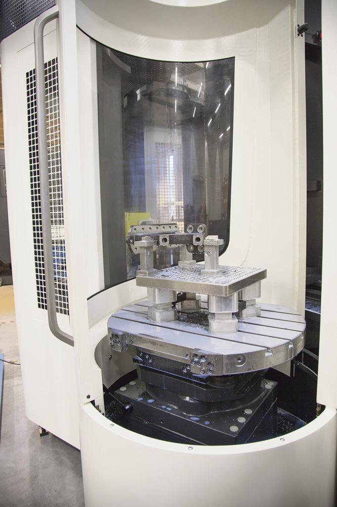 Palettsystem för automatiserad tillverkning.
