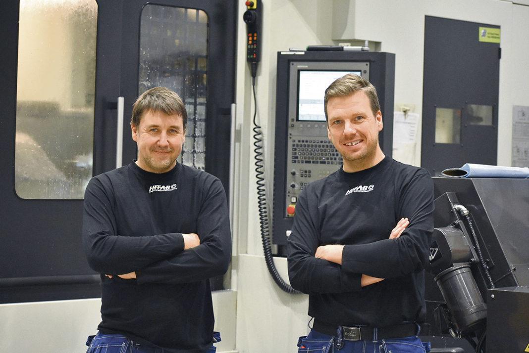 Patrik och Peter EK