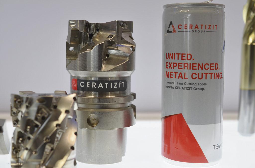 Verktyg och energi var två nyckelord för dagarna med CERATIZIT.