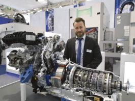 Drivlinepaket till BMW:s 3-serie.