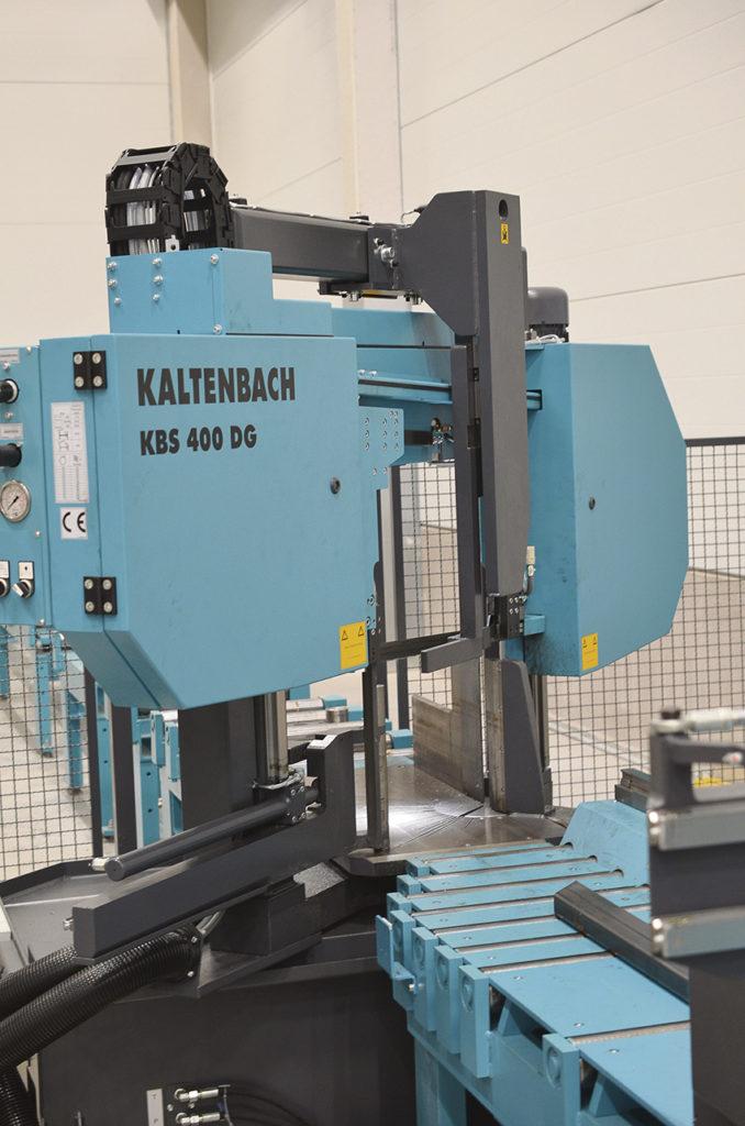 Kaltenbach KBS 400 DG heter maskinen.