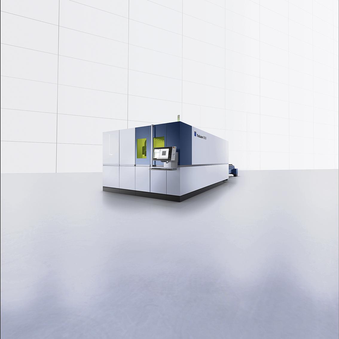 Fiberlaser Trulaser 3030, 8 kxW.